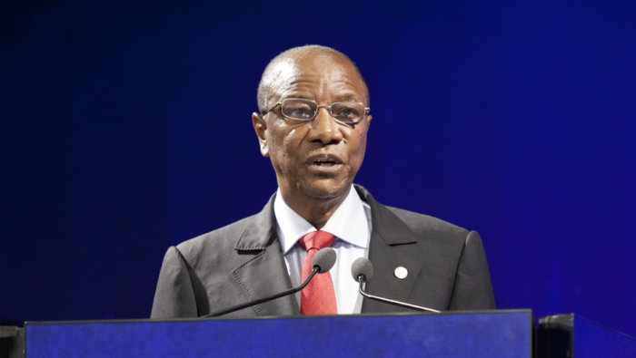 Photo of Guinean President, Alpha Condé Orders 24-hour Prayer for President Buhari