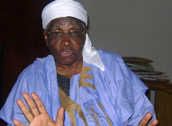 Photo of Ango Abdullahi Appointed Northern Elders Forum BoT Chairman