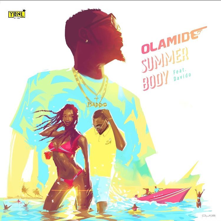 Photo of MUSIC: Olamide ft. Davido – 'Summer Body'