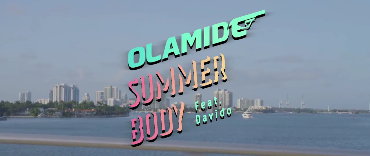 Photo of VIDEO: Olamide ft. Davido – 'Summer Body'