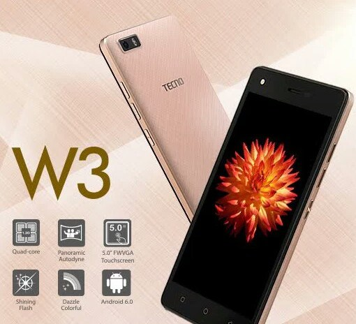 Tecno W3 LTE specs - Tecno WX3 Lite Specifications And Price In Nigeria