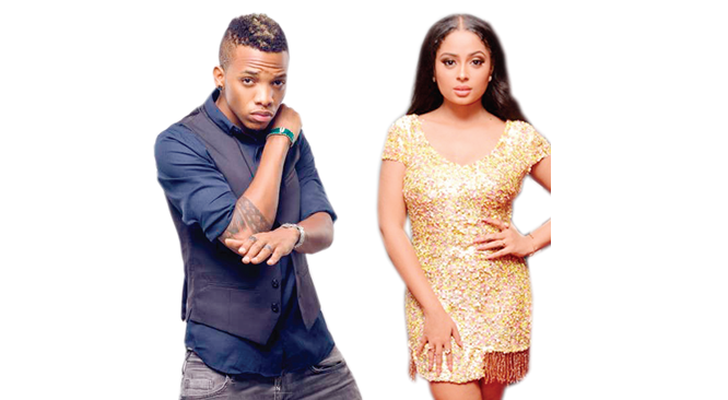 Photo of Tekno Shares Loved Up New Photo with Lola Rae