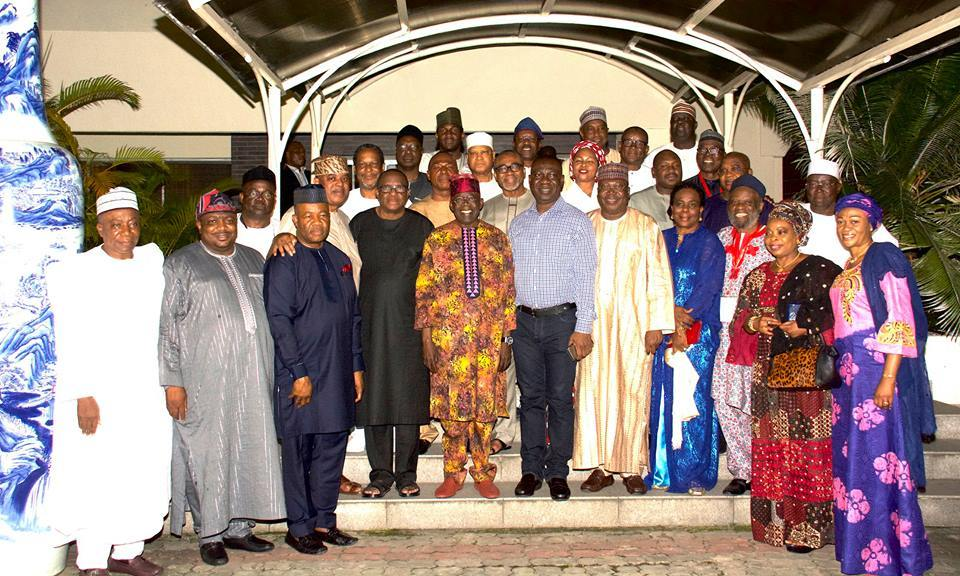 "Photo of Tinubu Urges Lawmakers Not to Allow Excuses Turn Them to ""House-of-do-nothing"""