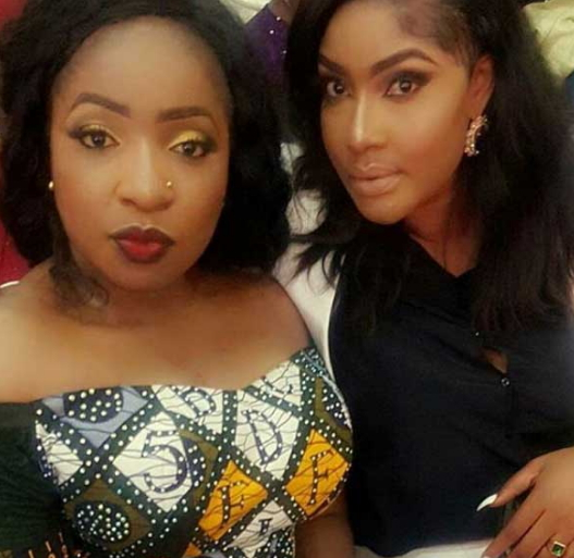 Buzz: Alleged Nollywood Prostitutes Anita Joseph & Angela Okorie Fighting Over A Man