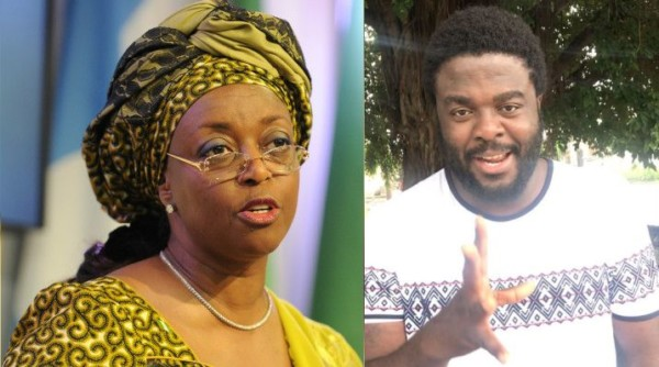 Photo of Nollywood Actor, Aremu Afolayan Rains Curses On Diezani For Allegedly Stealing $90b