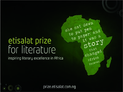 etisalat Prize for Literature - Etisalat Prize For Literature Application For 2018 Is Ongoing