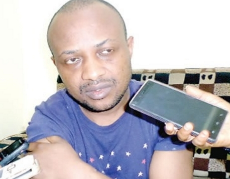 evans2Bkidnapper2Binterpol - Evans Offences Are Not Bailable, Interpol Probing His Activities In Ghana & South Africa - Police Says
