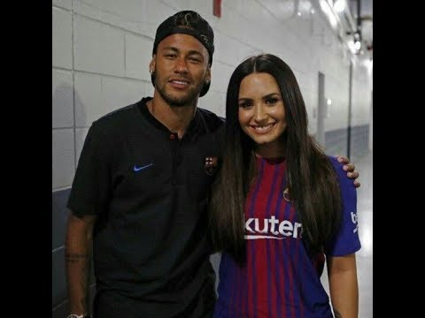 Photo of Demi Lovato's New Boyfriend Might Be Neymar – See This