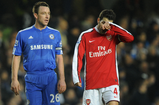 Why I Disliked John Terry When He Was In Chelsea - Fabregas
