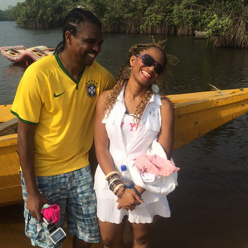 Photo of How My Wife Saved My Heart From Failure – Kanu Nwankwo