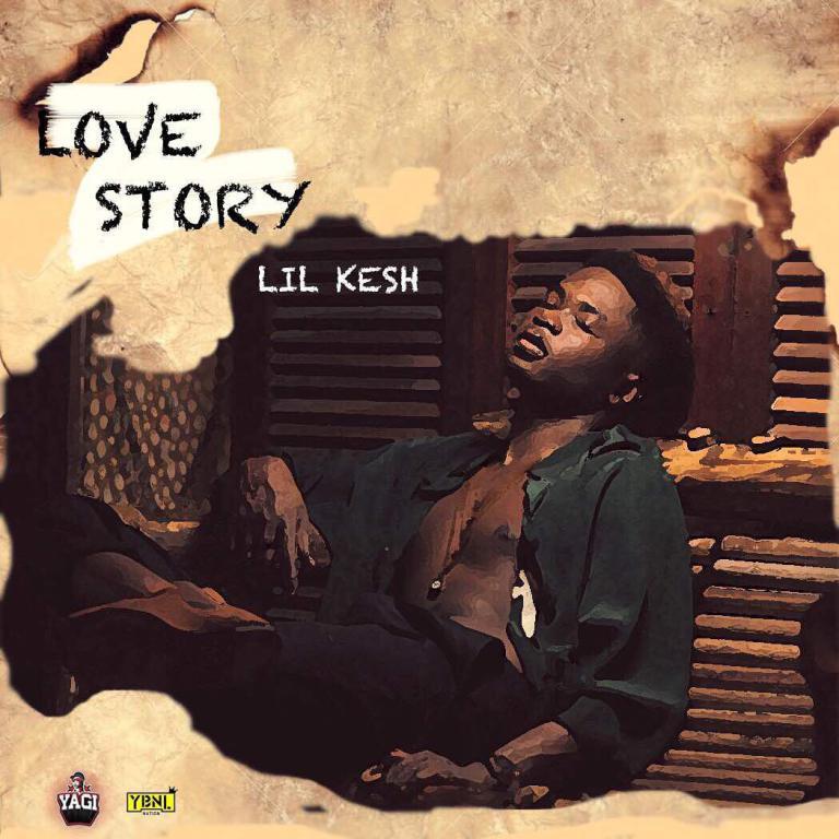 Photo of MUSIC: Lil Kesh – 'Love Story'