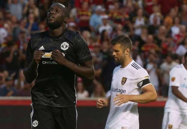 lukaku cropped 10c1xdsoqqprg18kwdtkii7bbn - VIDEO: Real Salt Lake 1-2 Manchester United (Club Friendlies) Highlights