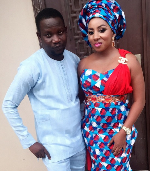 mide martins afeez owo - My Husband 'Afeez Owo' Didn't Use Juju to Marry Me, We Are Living Fine Together - Mide Martins