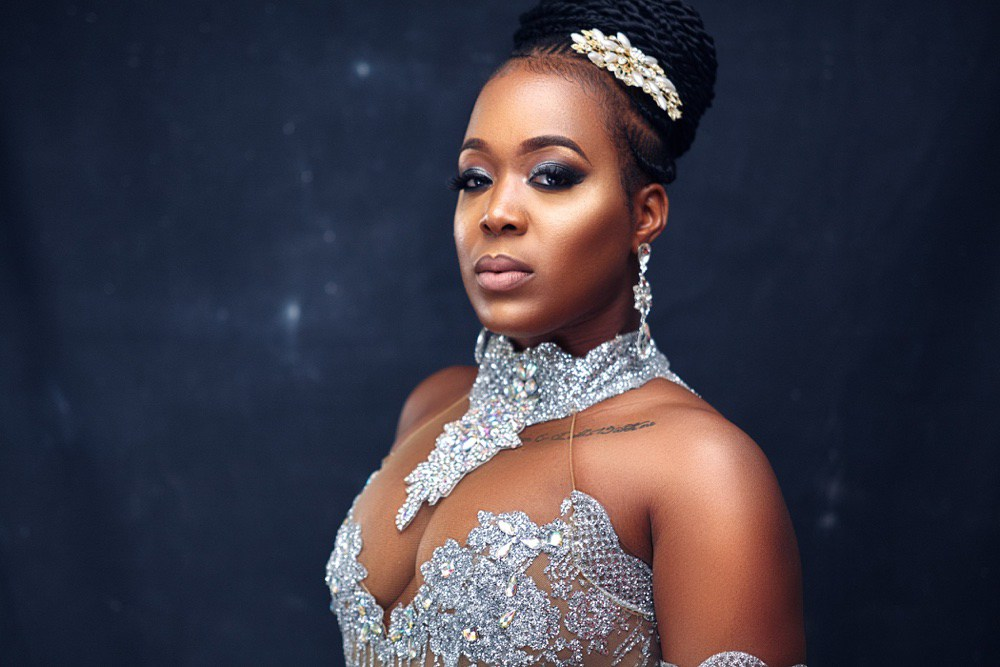 Moet Abebe Stuns In Adorable Birthday Photo-shoot