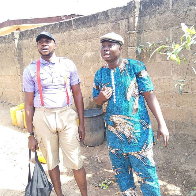 Photo of Nollywood Actors, Odunlade Adekola, Mr. Latin Attacked By Armed Robbers