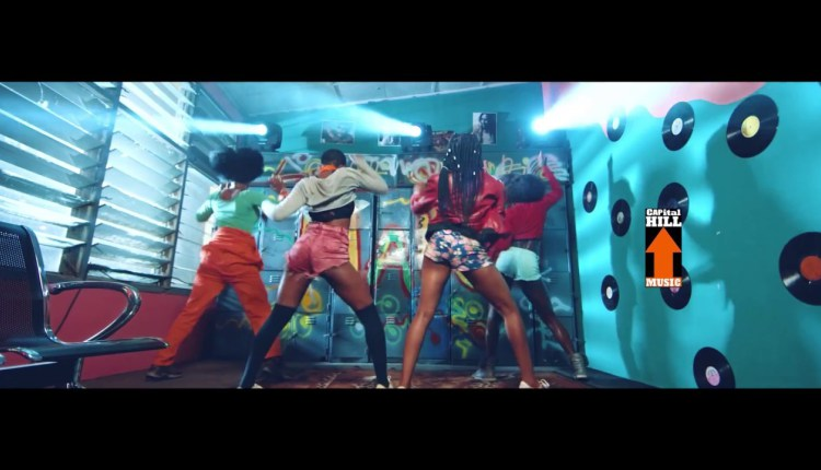 mz kiss wawu - VIDEO: Mz Kiss – 'Wawu'