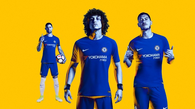 Photo of Chelsea Unveil New Nike Designed Kits For 2017/18 Campaign