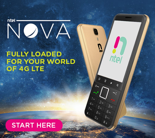 Photo of Ntel launch 4G VoLTE Smartphone