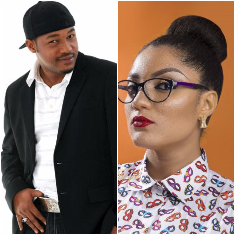 Photo of Gifty & Nonso Diobi Kiss In This Photo And HeIt Has Got People Talking
