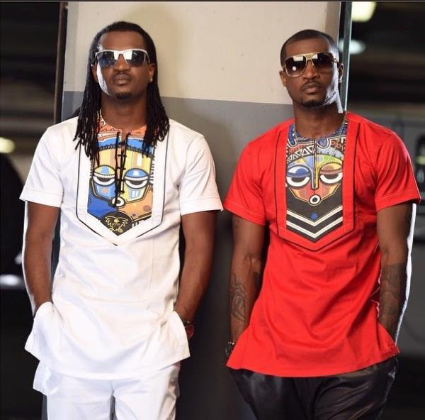 psquare - Five Years Gone, Peter & Paul Okoye Pay Tribute To Their Mum