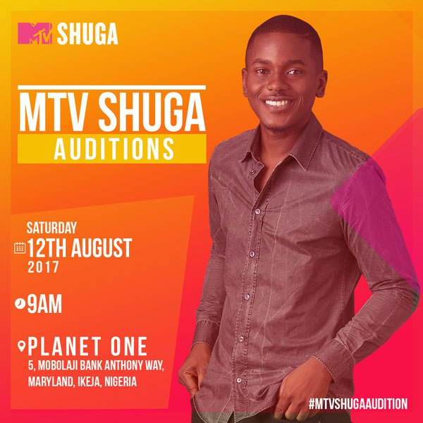 MTV Shuga Auditions