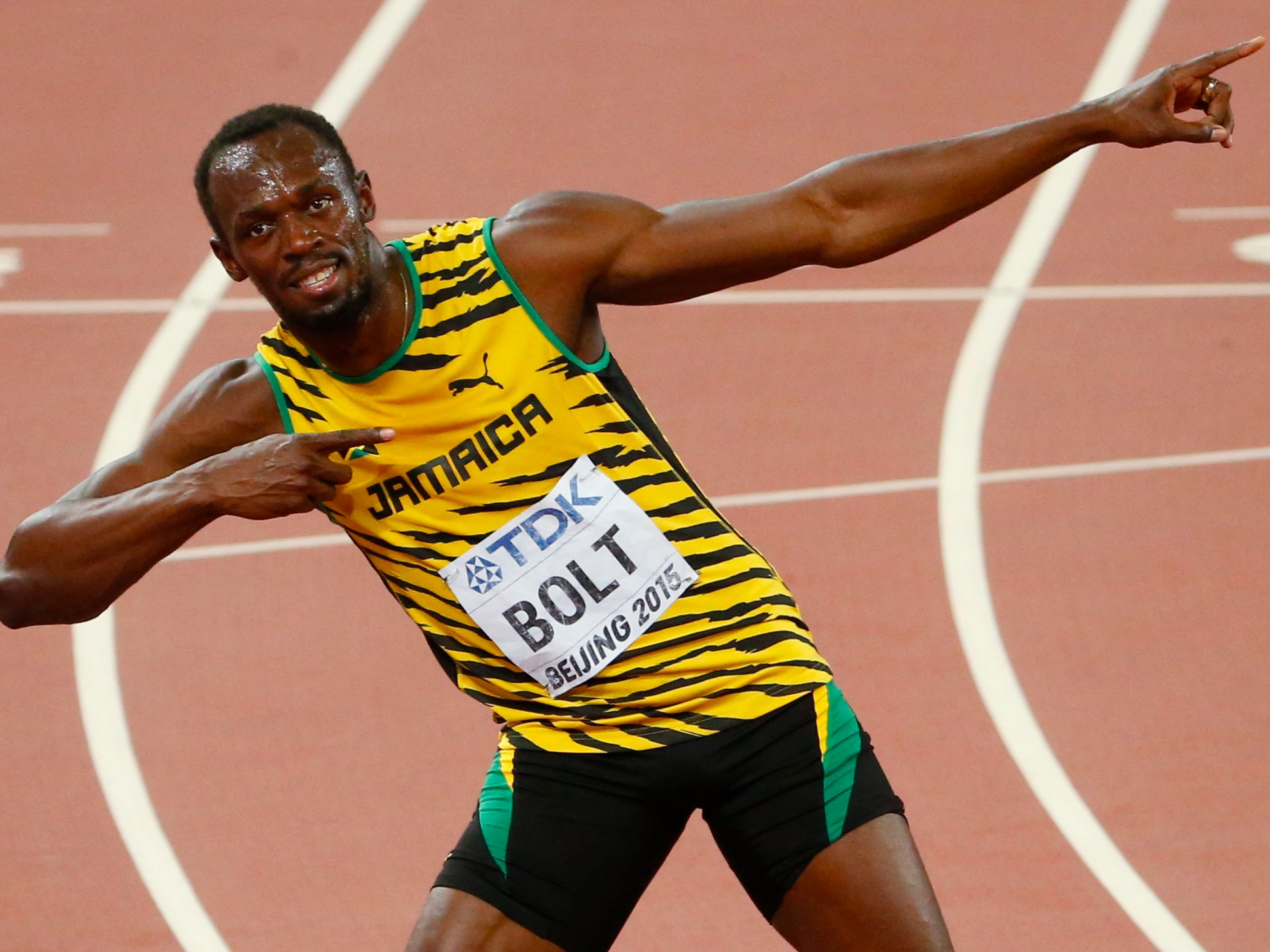 Photo of IAAF World Championships: Usain Bolt to Run 100M, 4x100M