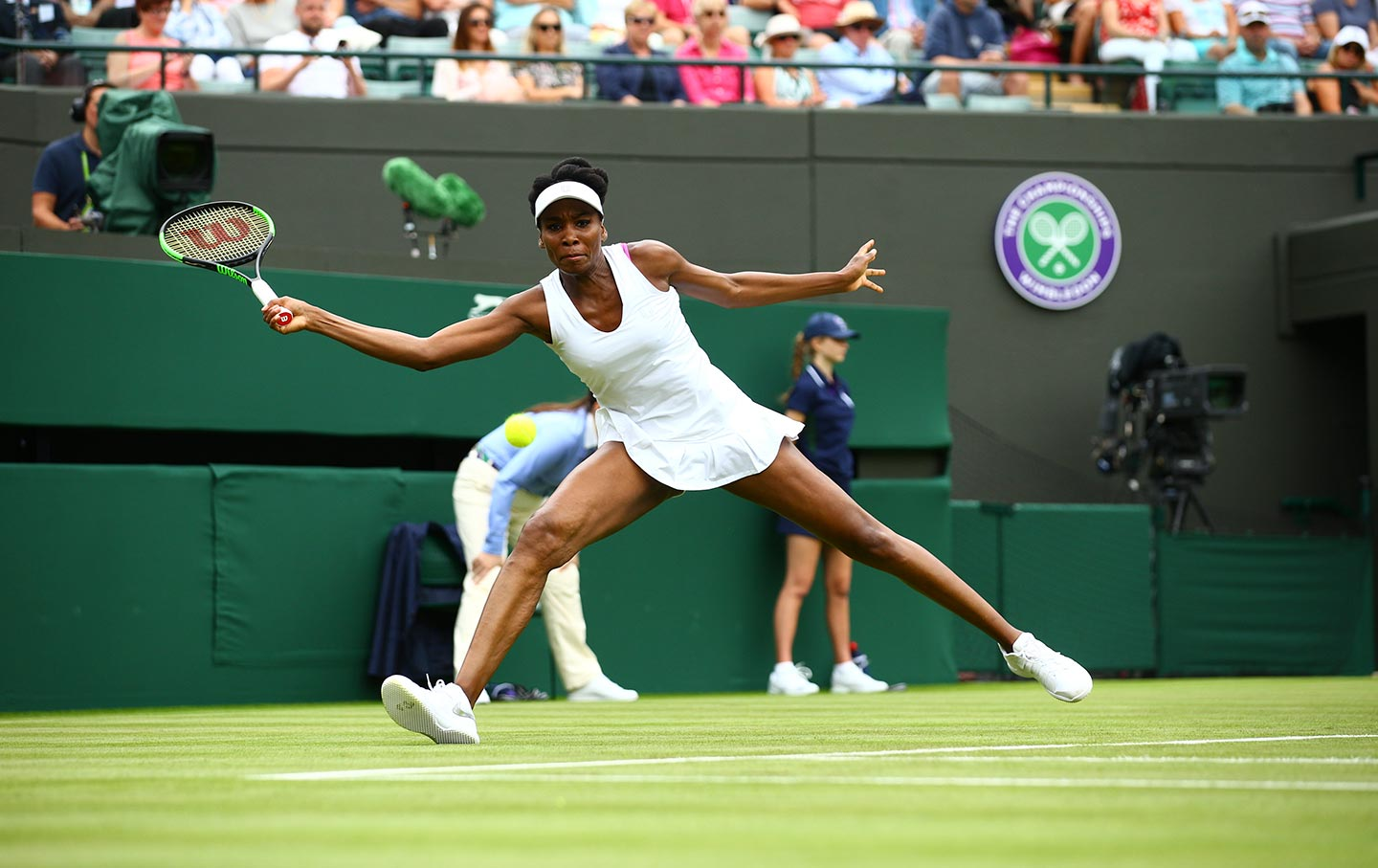 venus williams ap img - Venus Williams Beats Johana Konta to Reach Wimbledon 2017 Final