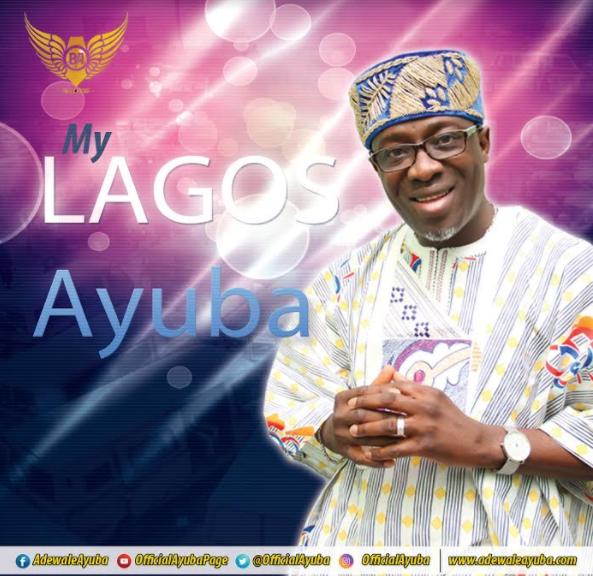 Photo of MUSIC: Adewale Ayuba – 'My Lagos'