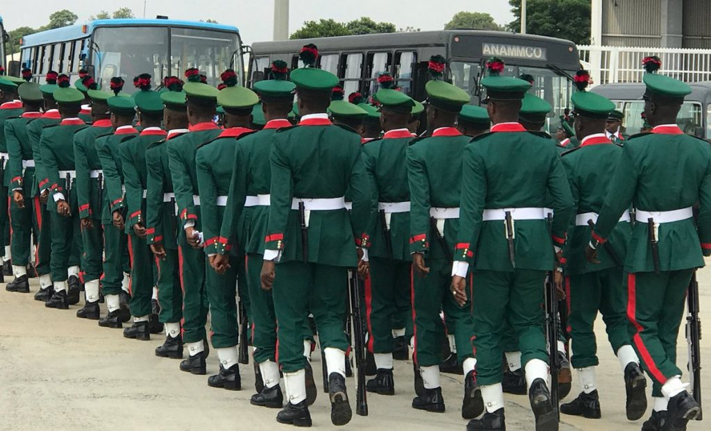 Army Set Buhari 1 1024x621 - PHOTOS: Presidential Wing of the Nnamdi Azikiwe International Airport All Set For Buhari's Return