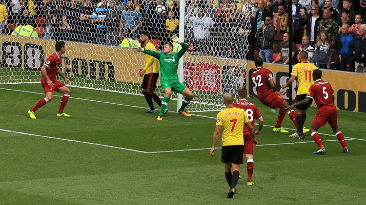 Photo of Watford Holds Liverpool to A 3-3 Draw at Vicarage Stadium