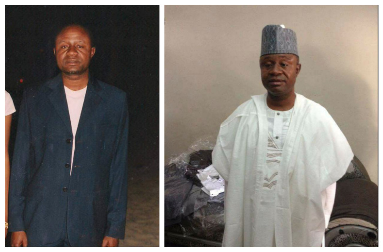 Photo of Former Taraba Governor Danbaba Suntai's Younger Brother Dies Hours After his Burial