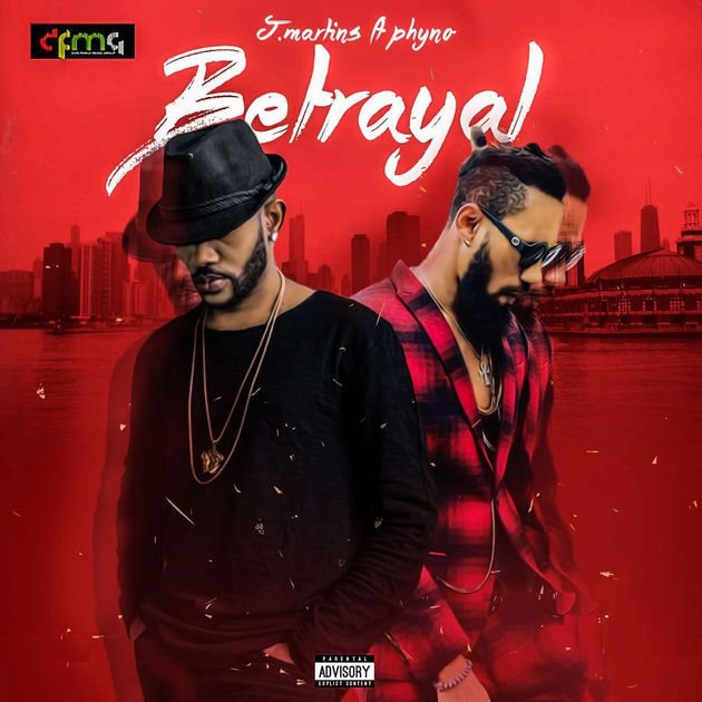 Photo of MUSIC: J. Martins ft. Phyno – 'Betrayal'