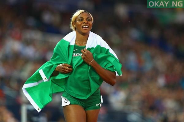 Photo of Nigeria's Blessing Okagbare Breaks 22-Year African Record