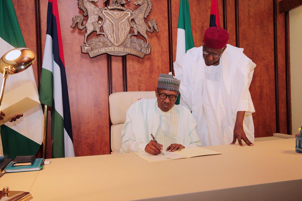 Buhari Abba Kyari - An Orchestrated Campaign Sponsored to Spoil Abba Kyari's Record – Presidency