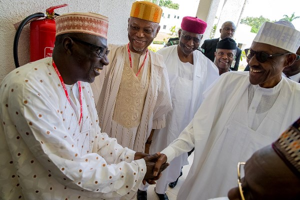 PDP Will Never Wish You Ill – Ahmed Markafi tells President Buhari