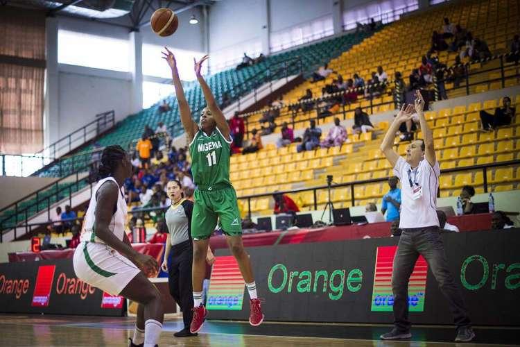 D Tigresses - Nigeria's D'Tigresses Qualify For 2017 AfroBasket Semi-finals After Defeating Cote d'Ivoire
