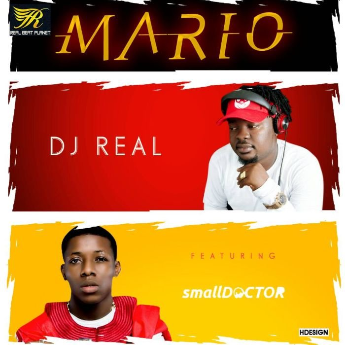 Photo of MUSIC: DJ Real ft. Small Doctor – 'Mario'