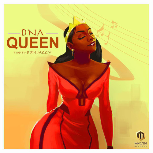 DNA QUEEN - MUSIC: DNA - 'Queen'