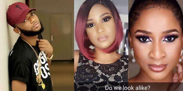 Photo of Dremo Tells Nigerian Model, 'You Are Cuter Than Adesua'