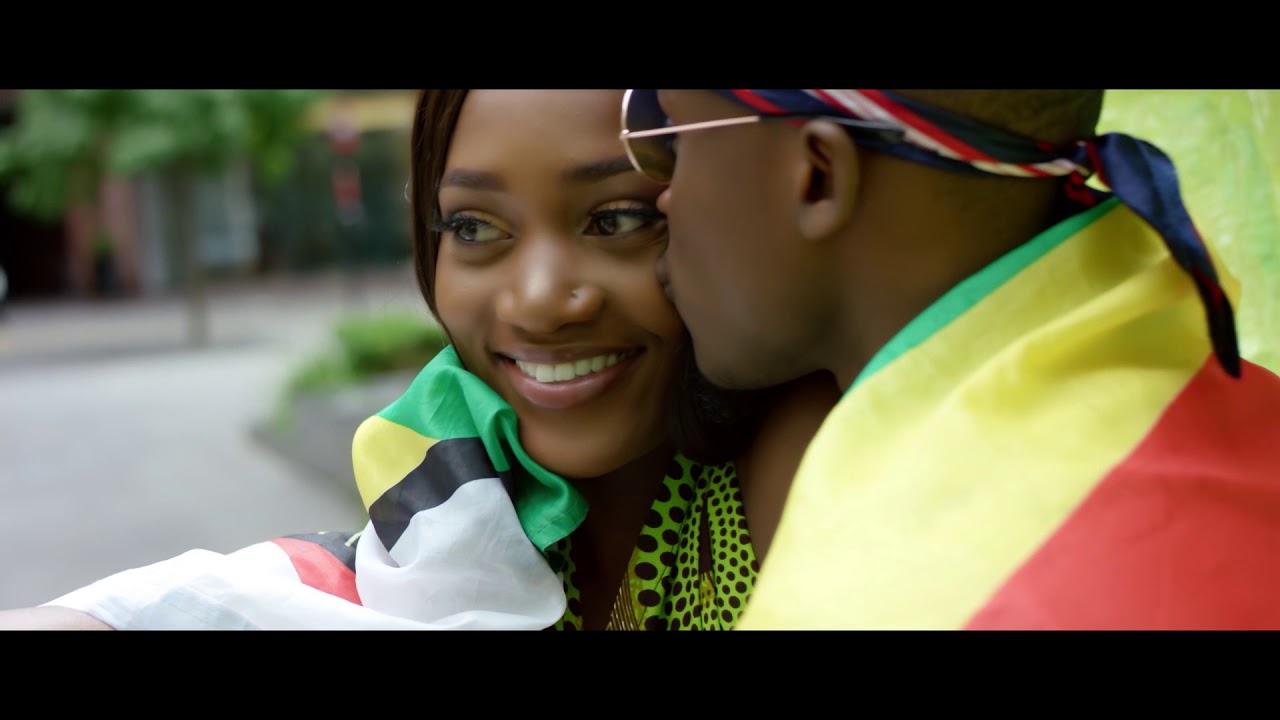 Photo of VIDEO: Dotman ft. Mr Eazi – 'Afro Girl'