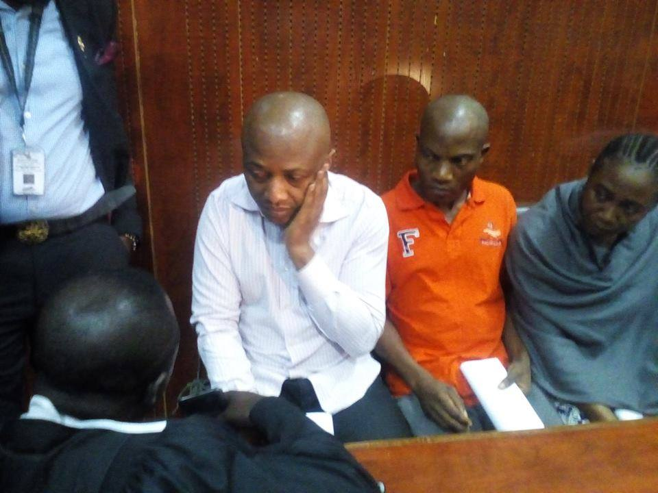 Photo of Court Dismisses Evans' Application to Quash Kidnapping Charges Against Him