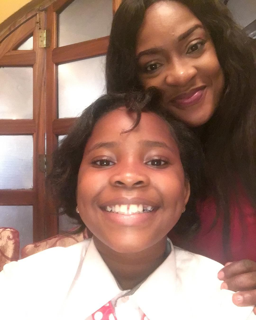 Foluke Daramola - Actress Foluke Daramola Celebrates Daughter's Birthday