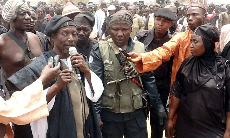 Photo of Adamawa Hunters Solicit For Vehicles to Enhance Security Surveillance Against Boko Haram Terrorists