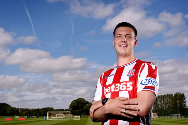 Photo of Stoke City Sign Kevin Wimmer From Tottenham