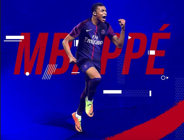 Mbappe 1 - Paris Saint-Germain Sign Mbappe From Monaco On Initial Loan