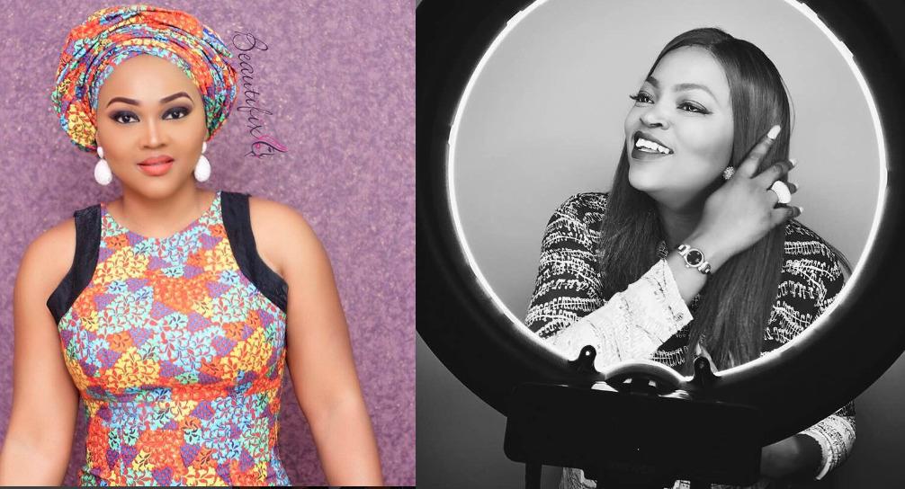 Mercy Aigbe Funke Akindele - Mercy Aigbe Pens Heartfelt Message to Celebrate Funke Akindele's Birthday