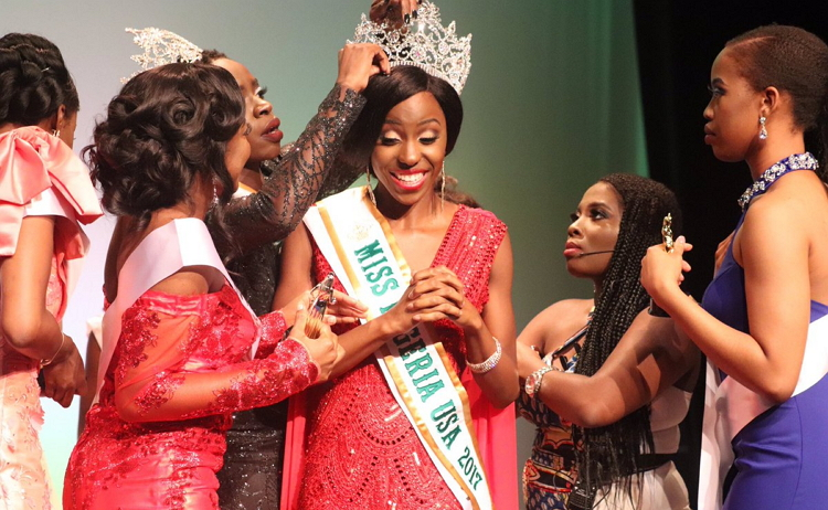 Photo of PHOTOS: Idara Inokon Crowned Miss Nigeria USA 2017 In New York