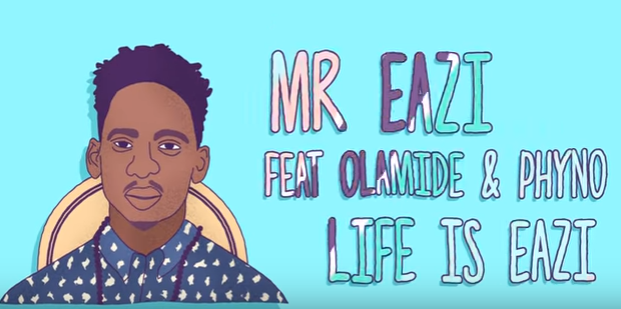 Photo of VIDEO: Mr Eazi ft. Phyno & Olamide – 'Life Is Eazi'