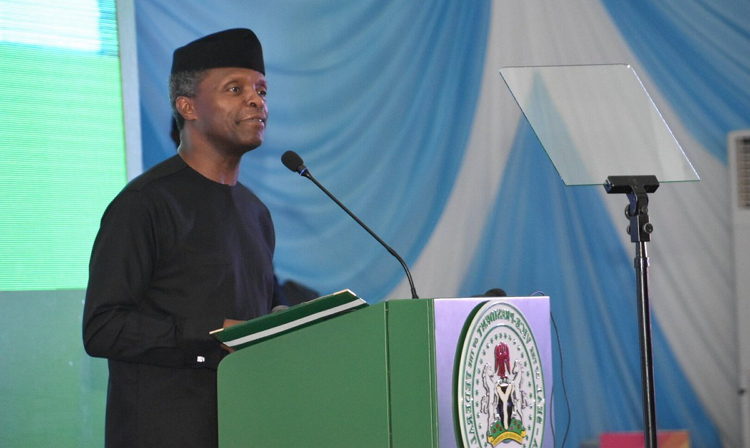 OSINBAJO NIGER - We Are Committed to Reposition Niger State to Feed Africa – Osinbajo