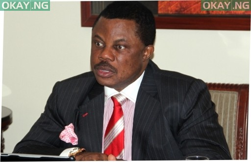 Photo of Governor Obiano Sacks 18 Commissioners, Other Appointees